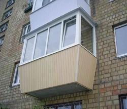 остекление балконов в Ижевске