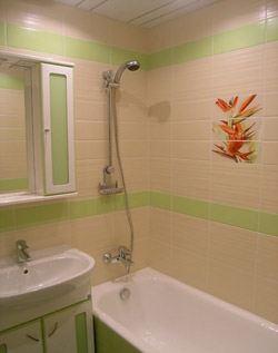 Ремонт ванной в Ижевске