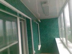 козырьки на балкон в Ижевске