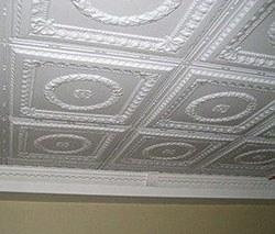 Потолочная плитка г.Ижевск, плитка на потолок
